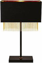 03-searchlight - Lámpara de mesa de la franja de