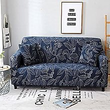 1 2 3 fundas de sofá de 4 plazas Cubierta de