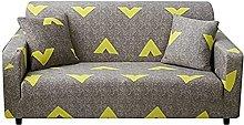 1 2 3 fundas de sofá de 4 plazas Tapa de sofá de