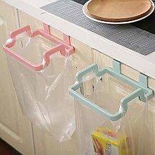 1 soporte para bolsa de basura para colgar en el