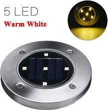 1 unidad de luces LED para el suelo, lampara de