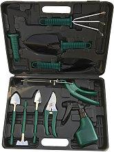 10 juegos de herramientas de jardin, herramientas