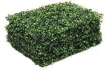 10 piezas 60x40 cm césped artificial hierba