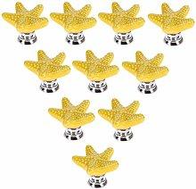 10 Uds estrella de mar decoración del hogar