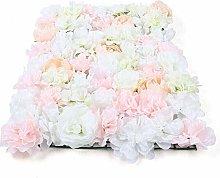 10 unidades de flores artificiales para