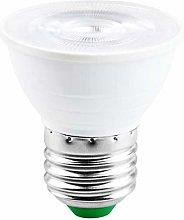 10PCS E27 Foco LED Bombilla LED 5W E14 Lámpara