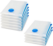 10pcs / set Bolsa de almacenamiento al vacío