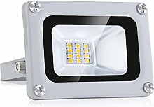 10W Focos LED Exterior IP65 Impermeable 1000LM