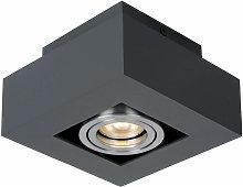 11-italux - Foco de techo moderno Casemiro