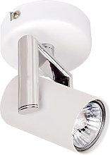 11-italux - Foco moderno Bland white