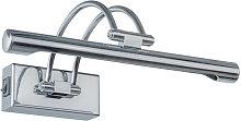 11-italux - Lámpara de cuadro moderna High Chrome
