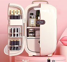 13L Mini Nevera de Belleza, Portable Refrigerador