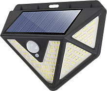 166 Luz solar LED Luz de pared Sensor de