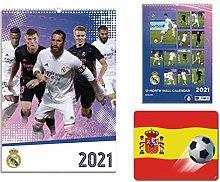 1art1 Fútbol, Real Madrid, Calendario Oficial