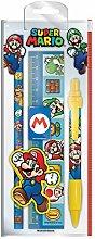 1art1 Super Mario - Characters Set De Papelería