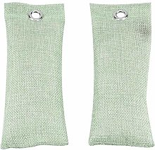 2 bolsas de purificador de aire reutilizables