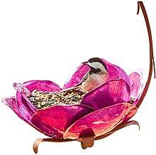 2 comederos para pájaros Sensation Pink
