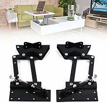 2 muelles de bisagra para muebles, mecanismo de