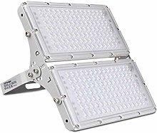 200W Focos LED Exterior, Sararoom Floodlight 180°