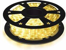 20M Luz Manguera 720 LED Luces de Navidad Fiesta
