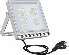 20w Foco Proyector LED Ultra Plano para exterior,