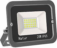 20W LED Foco Exterior Alto Brillo Proyector Led