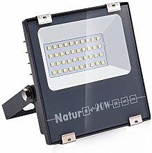 20W LED Foco Exterior de alto brillo,2000LM