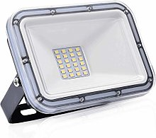 20W Proyector LED exterior IP67 Impermeable Foco