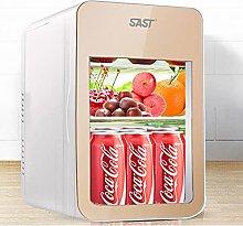 22L Pequeño Refrigerador, 220 V AC / 12 V DC Mini