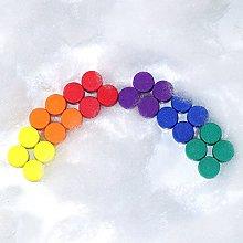 24colorida–Imanes extra fuerte neodimio