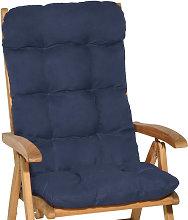 2x Flair HL - Cojín para sillas de jardín con