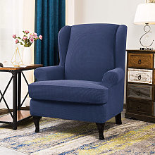 2x Funda para sillón para sillón, funda para