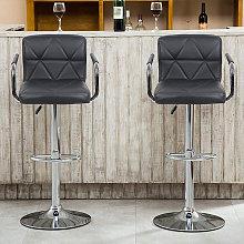 2x taburetes de bar, silla de bar con