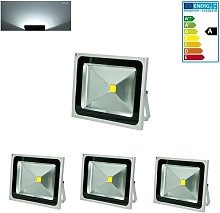 3 Foco proyector LED reflector faro lámpara