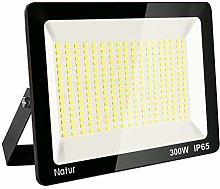300W LED Foco Exterior, Proyector Foco Led Blanco