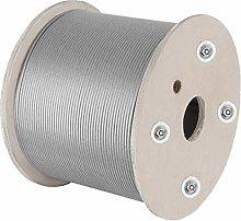 304 Cuerda de acero inoxidable de alta resistencia