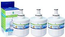 3x AH-S3F filtro de agua compatibles para Samsung