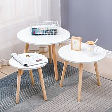 3x Mesas de café Mesa de Centro Mesa Auxiliar