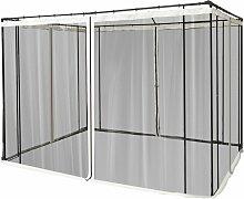 4 Paneles Laterales 302x207 cm para Carpa de