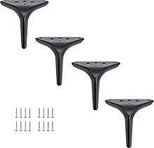 4 piezas 12/15 cm Patas para muebles,Patas de