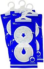 4 Piezas deshumidificador Maxi Pack a 235 gr,