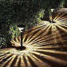 4 Piezas Luces de Camino Solar, Luces solares del