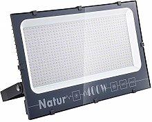 400W Focos LED Exterior, Luz Exterior Potente
