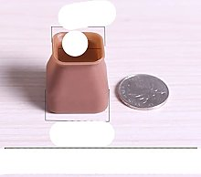 48 unids/lote funda de silicona para silla, cojín