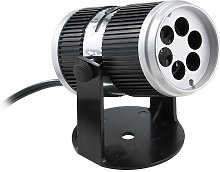 4W 4LED 360 ¡ã Ajustable Dinamico RGBW Proyector