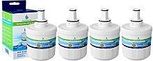 4x AH-S3G filtro de agua compatibles para Samsung