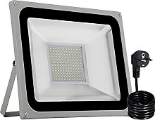 50W 100W Foco LED exterior Impermeable IP65,