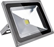 50W Luz Foco Proyector LED Blanco Frio Foco
