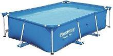 56405 - piscina desmontable tubular infantil steel