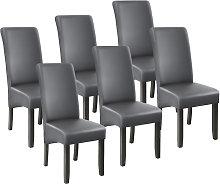 6 sillas de comedor ergonómicas - sillas para